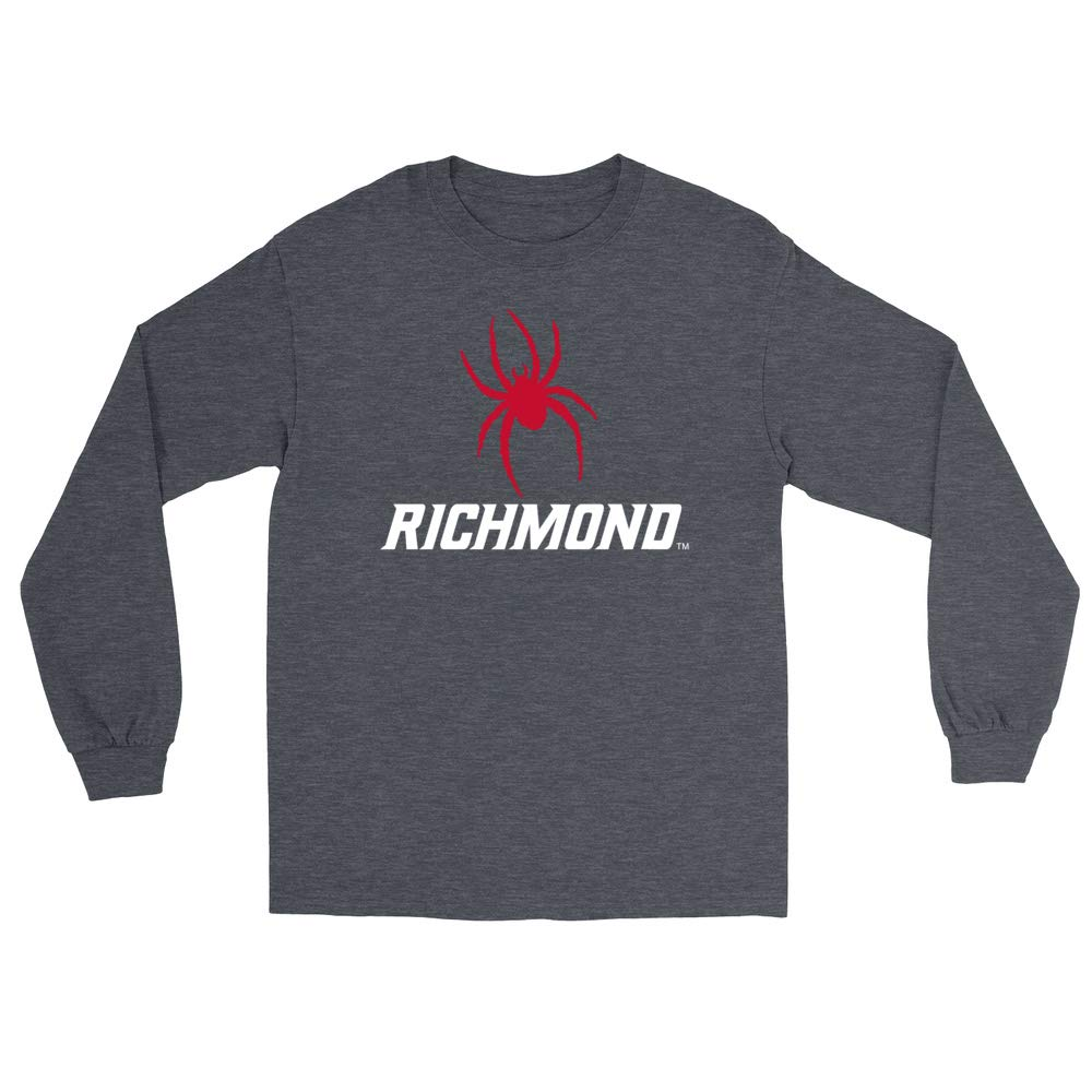 PPRCH04 Mens//Womens Boyfriend Long Sleeve Tee Official NCAA University of Richmond Spiders