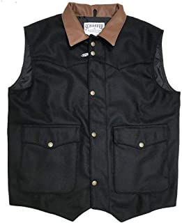 product image for Schaefer Outfitters Wool Cattleman Vest