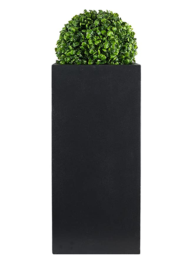 PFLANZWERK/® Pflanzk/übel PREMIUM DEKO BUCHSBAUM KUGEL ca /Ø 36cm *Frostbest/ändig* *UV-Schutz* *Qualit/ätsware*