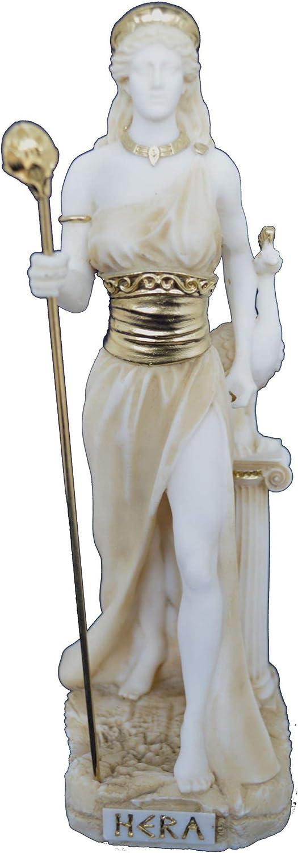 antike griechische G/öttin aktive Statue im Alter Talos Artifacts Skulptur Hera