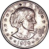 1979 D Susan B. Anthony Dollar $1 Very Good