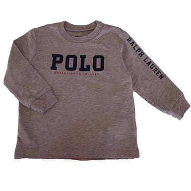c0d636244 Ralph Lauren Baby Boy Graphic T Shirts Authentic (24m)  Amazon.co.uk ...