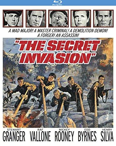 The Secret Invasion [Blu-ray]