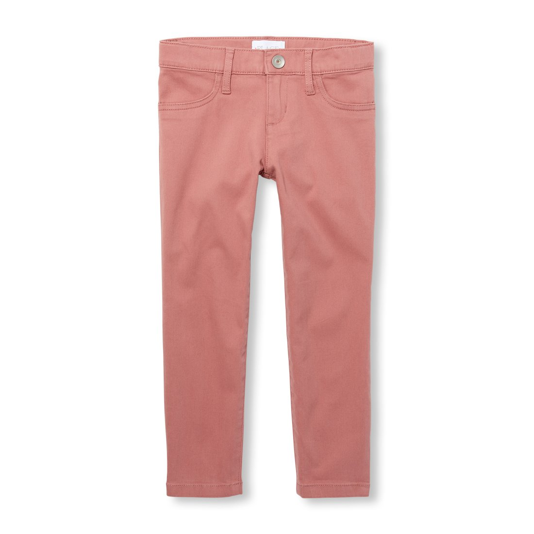 The Children's Place Big Girls' Solid Woven Jeggings The Children' s Place 2114246