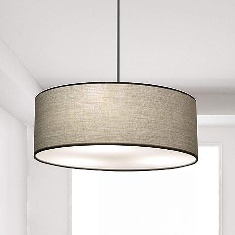 Lámpara colgante de techo iluminación, SPARKSOR Lámpara de techo, Luz de techo, Lámpara de Dormitorio, Lámpara de Restaurante, E27