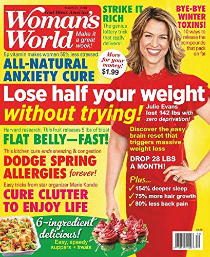 Magazine Womans - Womans World