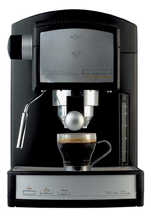 Solac C 308 B2 07786.1 Supreme Cream - Máquina de café ...
