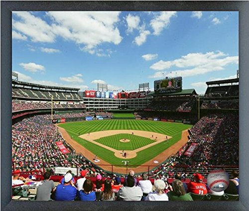 Globe Life Park Texas Rangers MLB Stadium Photo (Size: 17