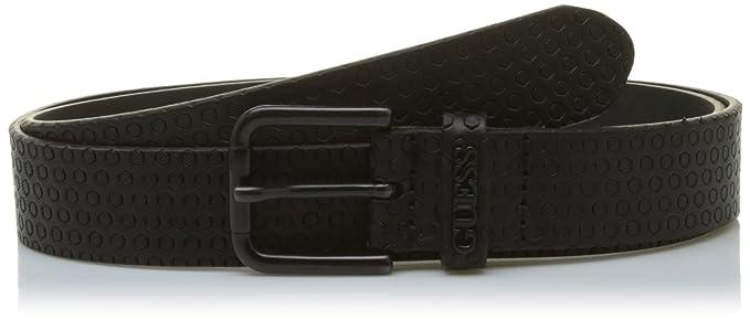 b973d3653868 Guess M73Z17L0IT0, Ceinture Homme, Noir (Jet Black), 90 (Taille Fabricant   Small)  Amazon.fr  Vêtements et accessoires