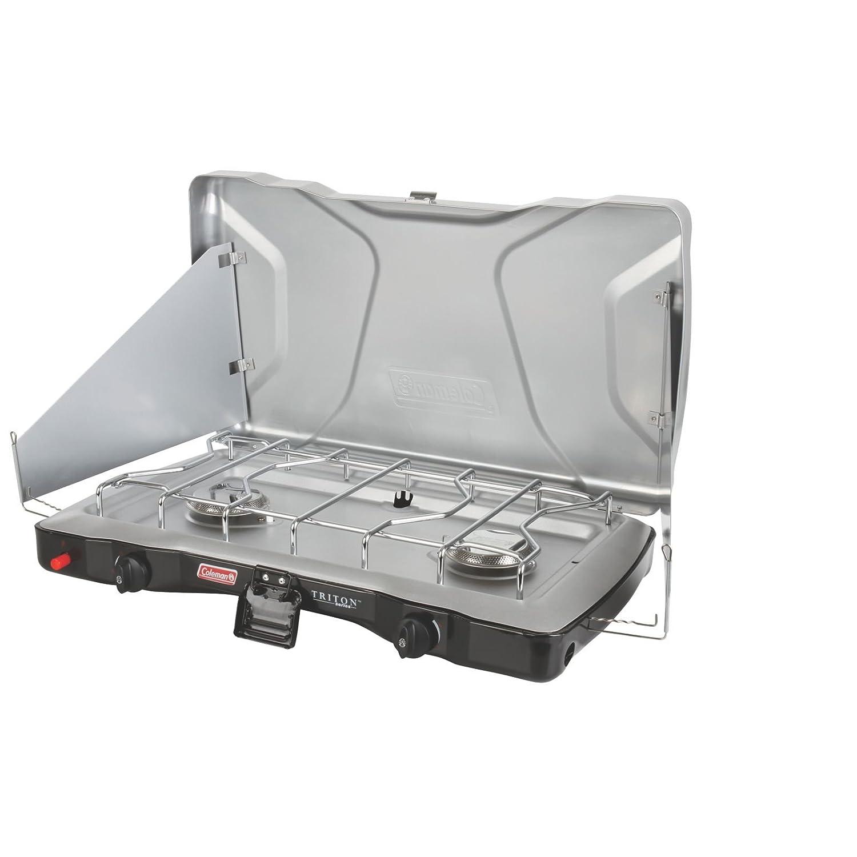 Amazon.com : Coleman 2000020954 Insta-Start Triton Camping Stove ...