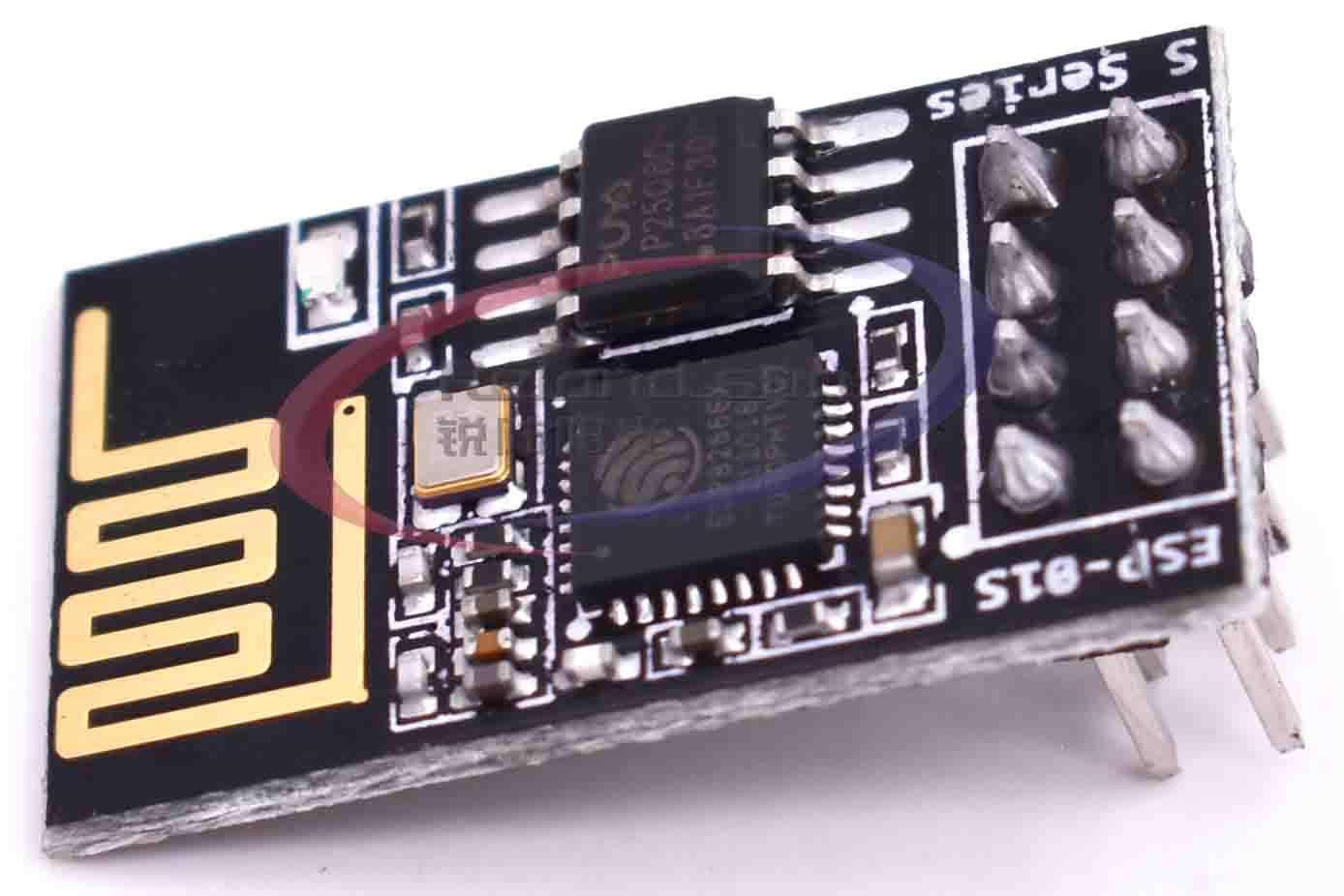 Upgraded Version ESP-01 ESP-01S ESP8266 Serial WiFi Wireless Module Wireless transceiver ESP-01