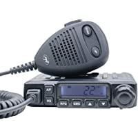 Radio CB PNI Escort HP 6500 4W 12V ASQ RF Gain