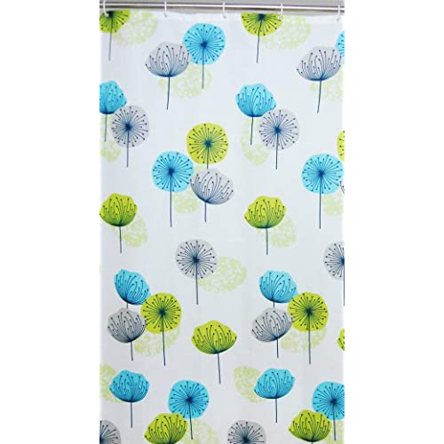 Floral Shower Curtain: Amazon.co.uk