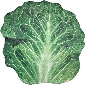 Super Soft Lettuce Leaf Throw Blanket 59