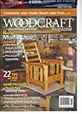 WOOD CRAFT, OCTOBER/NOVEMBER, 2013 (PROJECTS * TECHNIQUES & PRODUCTS)