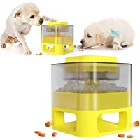 Fun Pet Food Catapult-Square Feeding Supplies Dog Slow Feeder Treat Box Increases IQ Interactive Food Dispensing Puzzle…