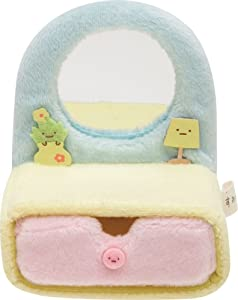 San-X Sumikko Gurashi Mini Stuffed Toy Dresser for sumikko plush