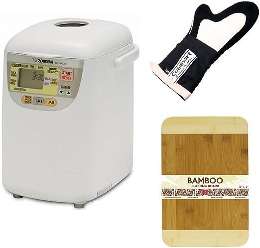 Amazon.com: Zojirushi bb-hac10 Home Bakery Mini BREADMAKER ...