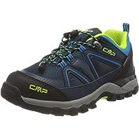 CMP Kids Shedir Low Hiking Shoes WP, Zapatillas de Paseo. Niños
