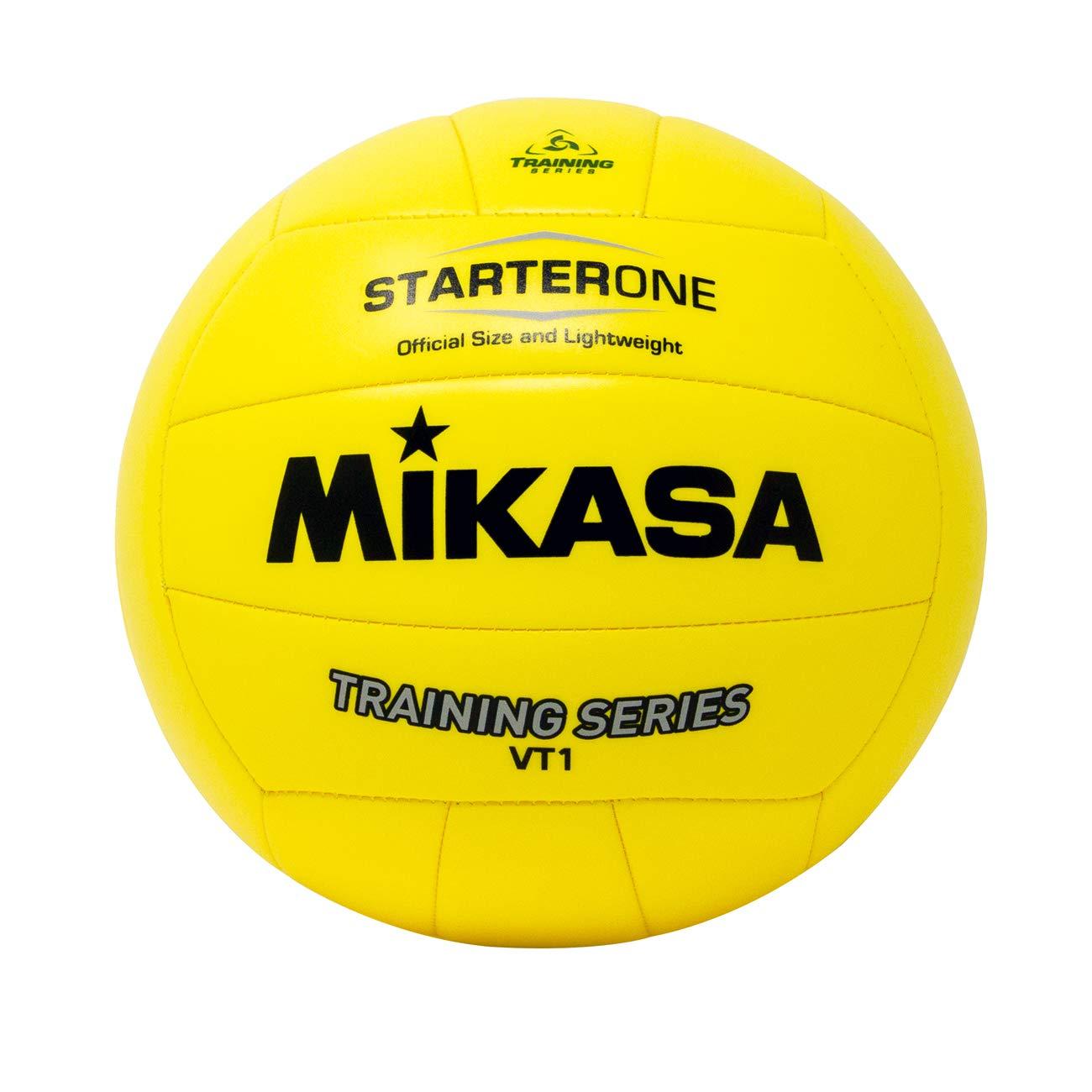Mikasa Starter One - Pelota de Voleibol de 140 ml: Amazon.es ...