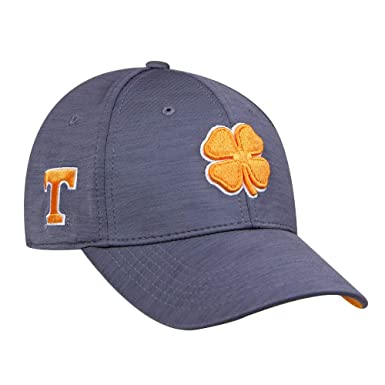 61abbd0ab63d9 Black Clover Tennessee Dynamic Heather Fitted Hat (S/M) at Amazon ...
