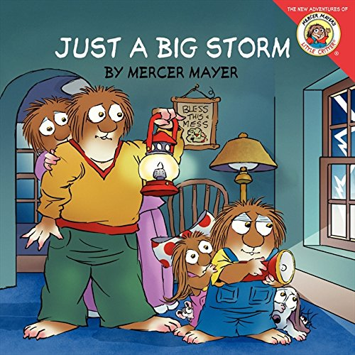 Little Critter: Just a Big Storm ()
