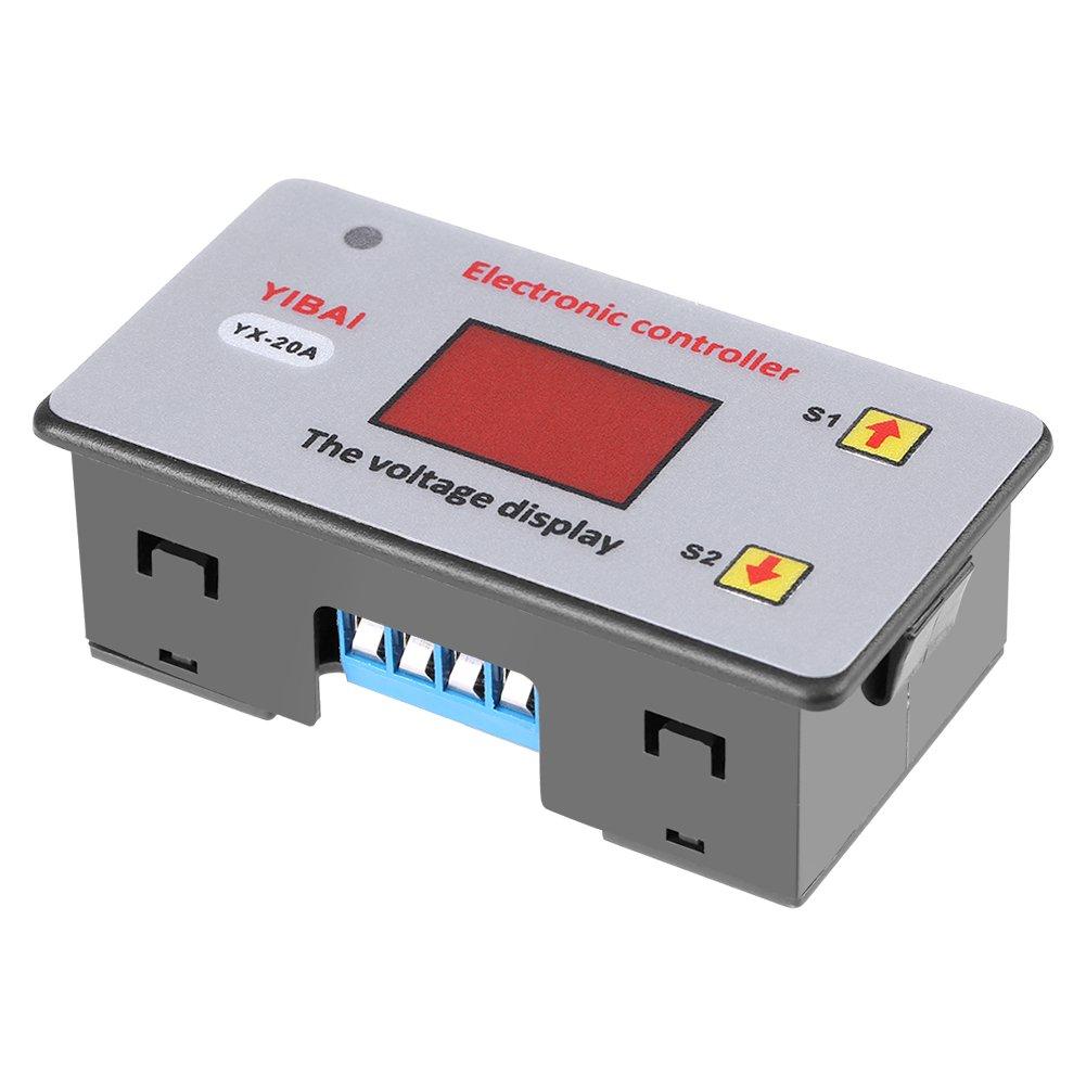 6-48V Contrôleur de Charge de Batterie pour Protection de Surcharge de la Batterie et Protection de Sous-tension de la Batterie