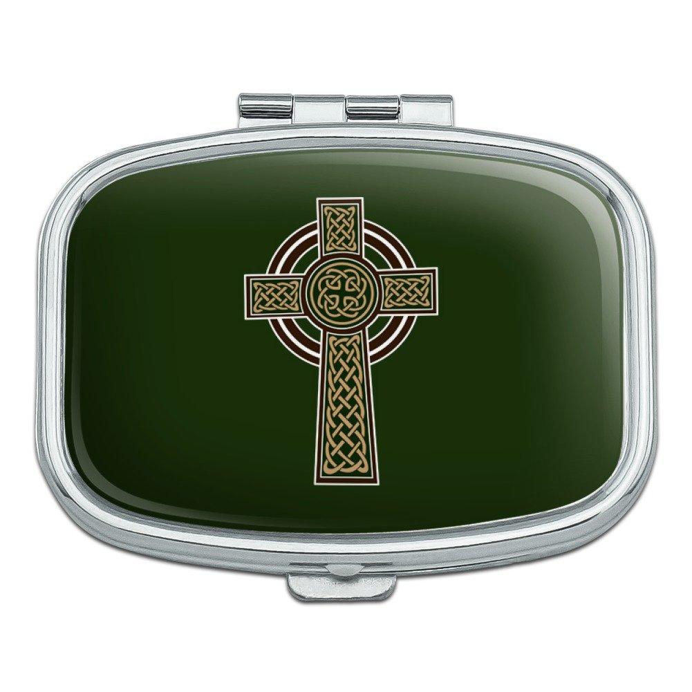 Amazon.com: Celta Cruz Cristiana irlandés Irlanda rectángulo ...