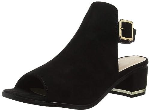 New Look Wide Foot Vampire, Botines para Mujer, Negro (Black 1), 39 EU: Amazon.es: Zapatos y complementos