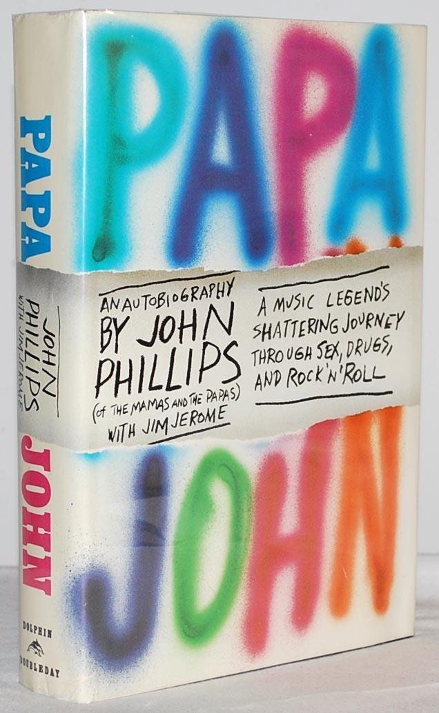 Papa John Autobiography Legends Shattering product image
