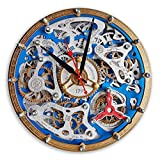 Automaton Tourbillon Blue Custom made Wall