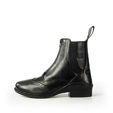 96e6fbe09bb8b Brogini Bottines Zippées en Cuir - Adulte Mixte  Amazon.fr  Chaussures et  Sacs