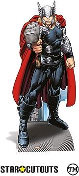 Marvel Avengers - Muñeco Recortable Marvel (SC743): Amazon.es ...