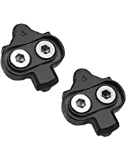 BV Bike Cleats Compatible with Shimano SPD - Spinning, Indoor Cycling & Mountain Bike Bicycle Cleat Set (Original Version)