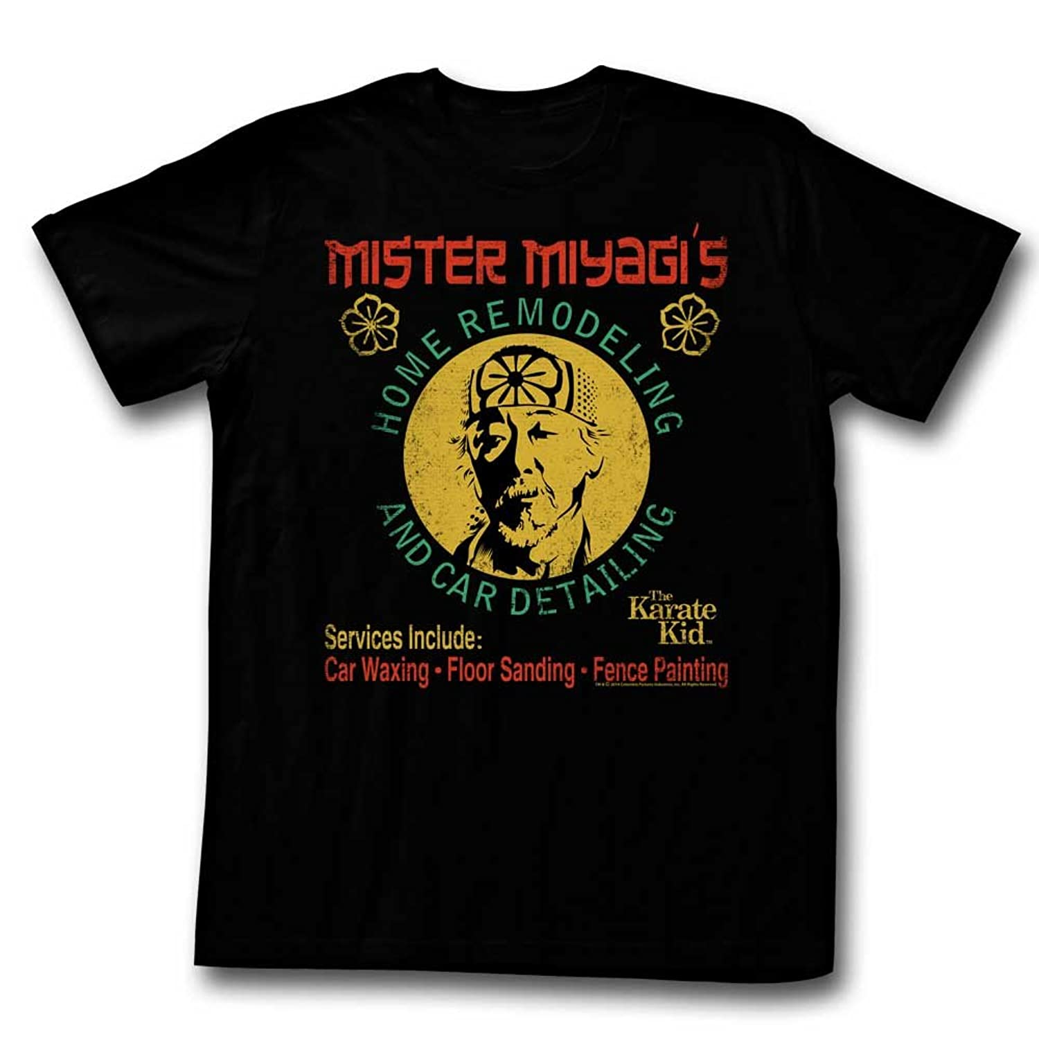Karate Kid - Mens More Mod T-Shirt