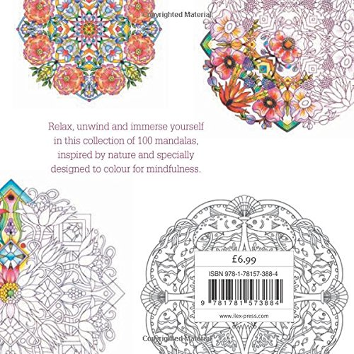 Amazon the little book of colouring for mindfulness amazon the little book of colouring for mindfulness 9781781573884 cynthia emerlye books fandeluxe Images