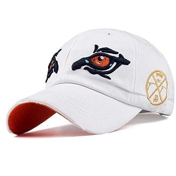 Gorra beisbol 100% algodón lavado gorras de béisbol hombres ...