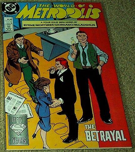 Hawkgirl Mini - The World of Metropolis No.1 Aug