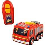 Taldec – s14656 – Feuerwehrmann Sam Lampe educative: Amazon.de ...