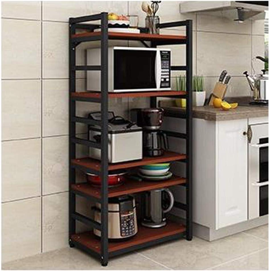 Amazon.com   KOKOF Kitchen Shelf Floor Multi Layer Storage ...