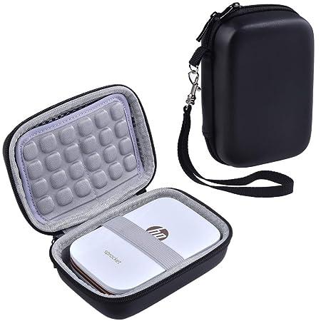 Amazon.com: comecase bolsa de viaje carcasa rígida para HP ...