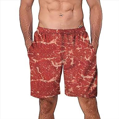 Boxers Hombre Pack Algodon, Hombres Casual Pantalones De Playa Graffiti 3D Impreso Pantalones Cortos Playa Casual Lenceria Hombre YiYLunneo: Amazon.es: Ropa y accesorios