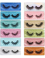 Lashes with Glitter Box PACK