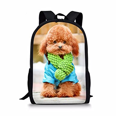 bd7a0c21092b Amazon.com | School Bags For Girls Durable Student Large Daypack ...