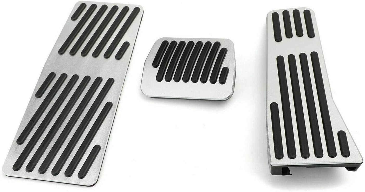 Haude Aluminium-Pedal-Fu/ßst/ütze f/ür 3 CX-30 CX30 2019 2020