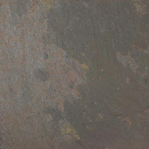 (MS International Rustique Earth 16 in. x 16 in. Gauged Slate Floor and Wall Tile (8.9 sq. ft. / case))
