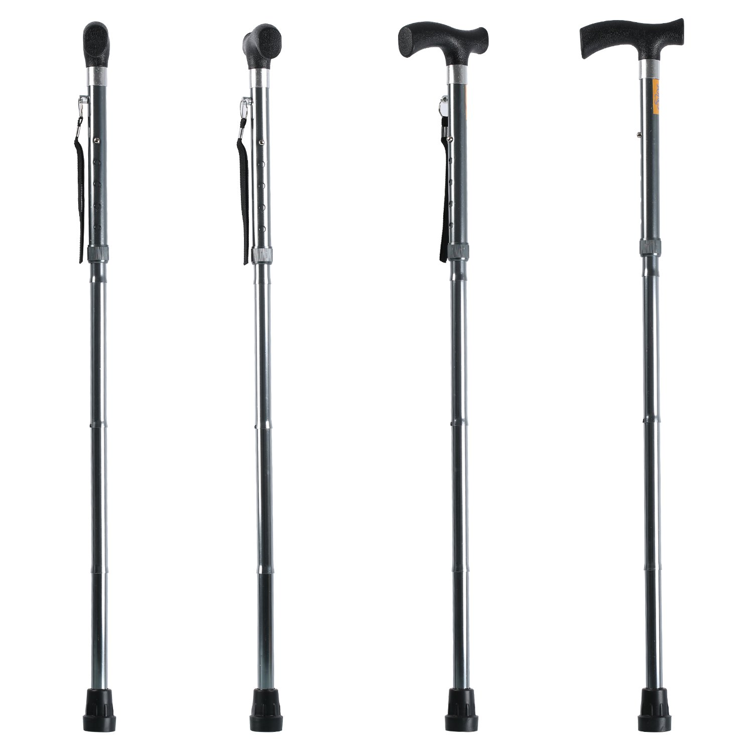 Soles Foldable Cane Walking Stick