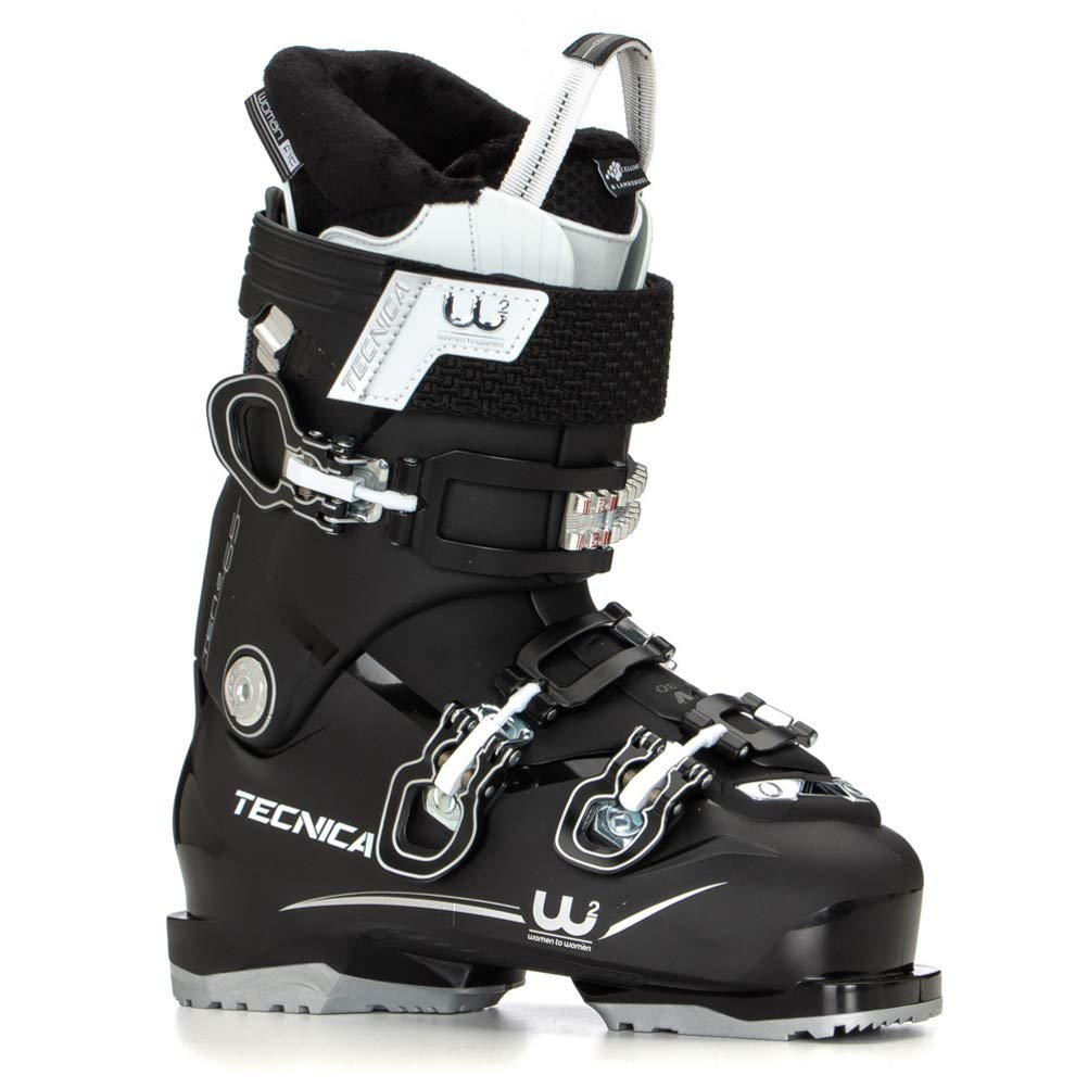 Tecnica Ten.2 65 CA W レディース スキーブーツ ブラック 7.5 (24.5)