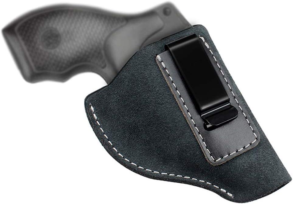 TBDLG Funda de cinturón Oculta para la Caza Bolsillos tácticos para Armas Cinturón, Funda de Pierna Cinturón multifunción