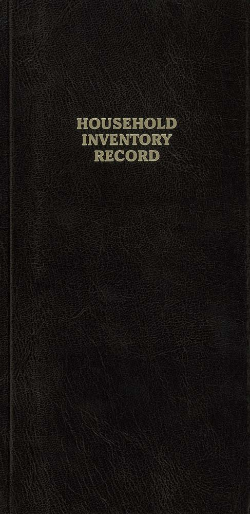 Amazon.com: Robert Frank: Household Inventory Record ...